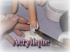 Techique Acrylique