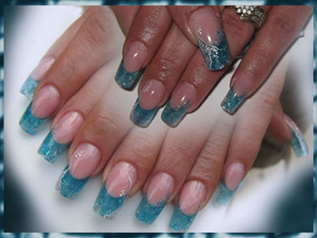 Ongle acrylique gallery for Decoration ongle en gel